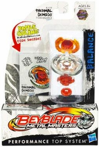 Beyblades Metal Masters Balance Battle Top #BB119 Thermal Gemios