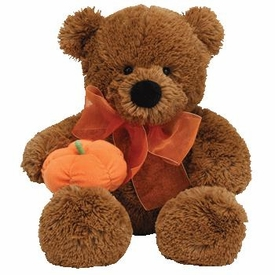 Ty Halloween Classic Plush Carver the Bear