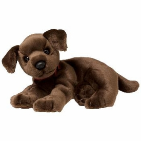 Ty Classic Plush Chips the Dog