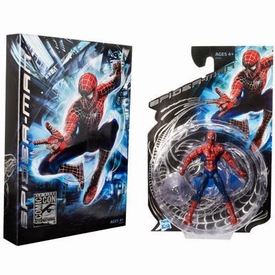 Hasbro Marvel Universe 2010 SDCC San Diego Comic-Con Exclusive 3 3/4 Inch Action Figure Spider-Man