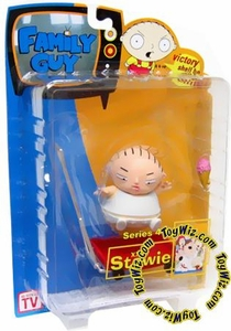 Family Guy Mezco Series 4 Action Figure XXXL Stewie