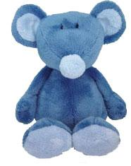 Ty Classic Plush Jazzy the Mouse