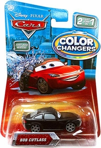 Disney / Pixar CARS Movie 1:55 Color Changers Bob Cutlass