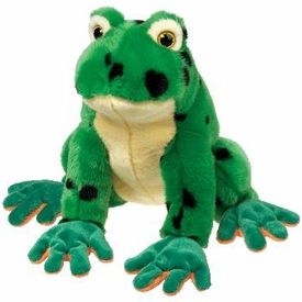 Ty Classic Plush Lilypad the Frog