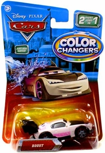 Disney / Pixar CARS Movie 1:55 Color Changers Boost