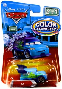 Disney / Pixar CARS Movie 1:55 Color Changers DJ