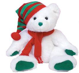 Ty Classic Plush Merry the Bear