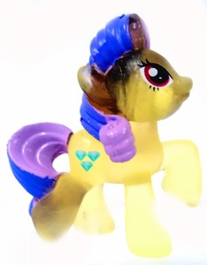 My Little Pony Friendship is Magic 2 Inch PVC Figure Series 6 Banana Fluff