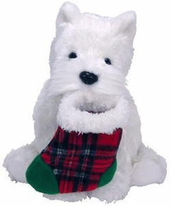 Ty Classic Plush Presents the Dog