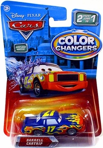 Disney / Pixar CARS Movie 1:55 Color Changers Darrell Cartrip