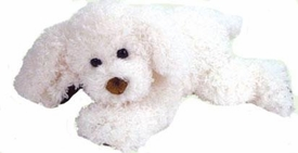 Ty Classic Plush Rabble the Dog