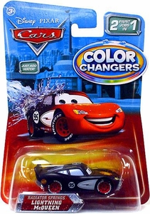 Disney / Pixar CARS Movie 1:55 Color Changers Radiator Springs Lightning McQueen