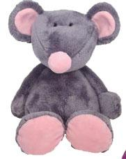 Ty Classic Plush Rocker the Mouse