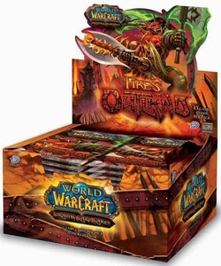 World of Warcraft Fires of Outland Booster Box [24 Packs]