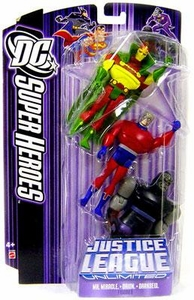 DC Super Heroes Justice League Unlimited Action Figure 3-Pack Mr. Miracle, Orion & Darkseid [Purple Card]