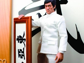 Fist of Fury Bruce Lee Figure
