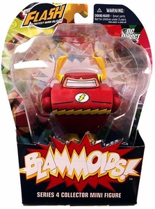 Blammoids Series 4 Mini Figure Flash