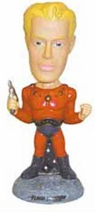 Bosley Bobber Limited Edition Bobble Head Doll Flash Gordon