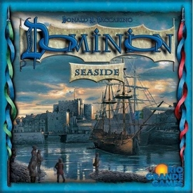 Dominion: Seaside Rio Grande GamesBoard Game