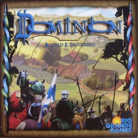 Dominion Rio Grande GamesBoard Game