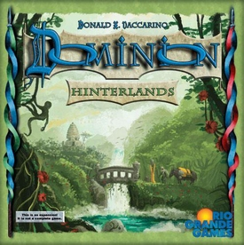 Dominion: HinterlandsRio Grande Games Board Game