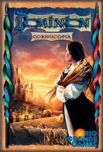Dominion: Cornucopia Rio Grande Games Board Game
