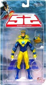 DC Direct 52 Action Figure Booster Gold