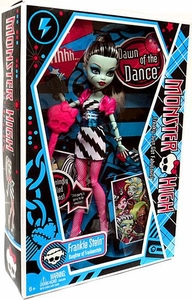Monster High Dawn of Dance deluxe Doll Frankie Stein