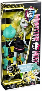 Monster High Roller Maze Basic Doll Figure Lagoona Blue