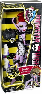 Monster High Skultimate Roller Maze Basic Doll Figure Operetta