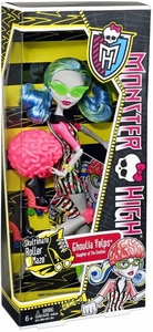 Monster High Roller Maze Basic Doll Figure Ghoulia Yelps