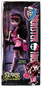 Monster High Scaris City of Frights Basic Doll Draculaura