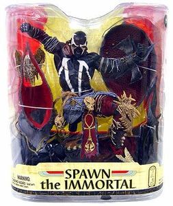 McFarlane Toys Spawn Series 33 Age of Pharaohs Action Figure Spawn the Immortal