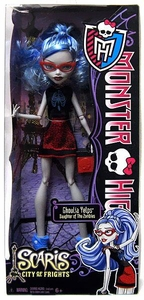 Monster High Scaris City of Frights Basic Doll Ghoulia Yelps