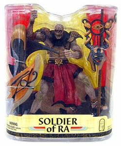 McFarlane Toys Spawn Series 33 Age of Pharaohs Action Figure Soldier of Ra