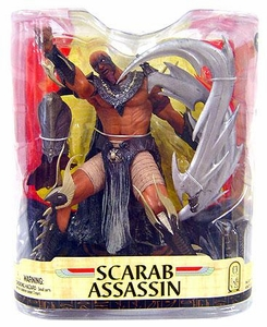 McFarlane Toys Spawn Series 33 Age of Pharaohs Action Figure Scarab Assassin