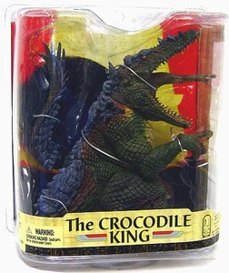 McFarlane Toys Spawn Series 33 Age of Pharaohs Action Figure Crocodile King [Sebek]