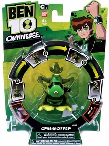 Ben 10 Omniverse Wind-Up Action Figure Crashhopper
