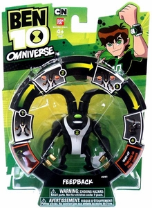 Ben 10 Omniverse Wind-Up Action Figure Feedback