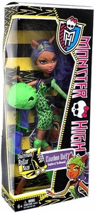 Monster High Skultimate Roller Maze BASIC Doll Figure Clawdeen Wolf