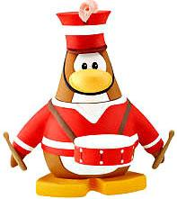 Disney Club Penguin 2 Inch Mini Figure Marching Band