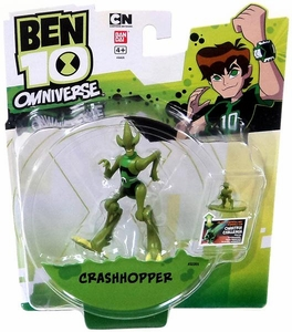 Ben 10 Omniverse 4 Inch Action Figure Crashhopper