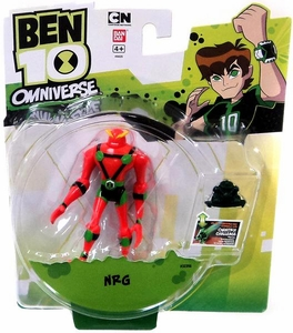 Ben 10 Omniverse 4 Inch Action Figure NRG