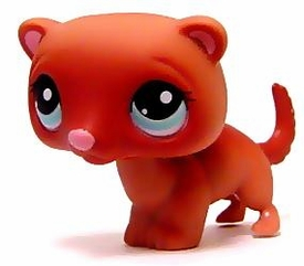 Littlest Pet Shop LOOSE Figure #334 Ferret [Blue Eyes]