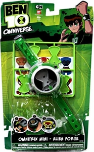 Ben 10 Omniverse Omnitrix Mini Alien Force