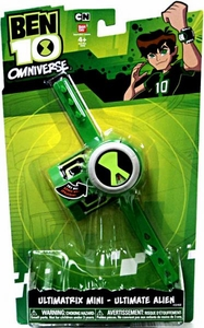 Ben 10 Omniverse Ultimatrix Mini Ultimate Alien