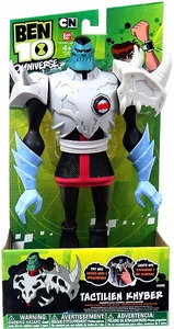 Ben 10 Omniverse 10 Inch Light-Up Multi-Material Action Figure Tactilien Khyber