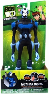 Ben 10 Omniverse 10 Inch Light-Up Multi-Material Action Figure Tactilien Rook