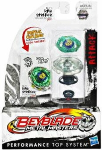 Beyblades Metal Masters Attack Battle Top #BB71 Ray Striker