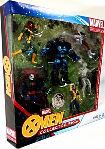 Marvel Universe 2012 SDCC San Diego Comic-Con Exclusive 3.75 Inch Action Figure 6-Pack X-Men Collector Pack [X-Factor - Cyclops, Jean Grey, Apocalypse, Angel, Mr. Sinister & Iceman]